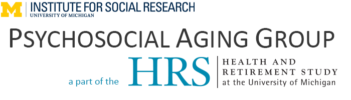 Psychosocial Aging Group